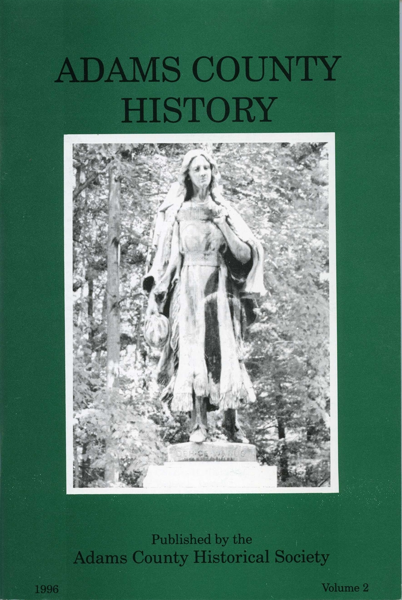 Adams County History Vol 2