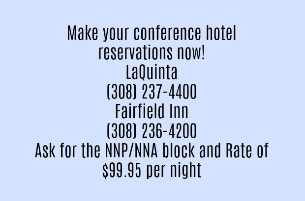 Standing On Common Ground Hotel Reservations are Open!