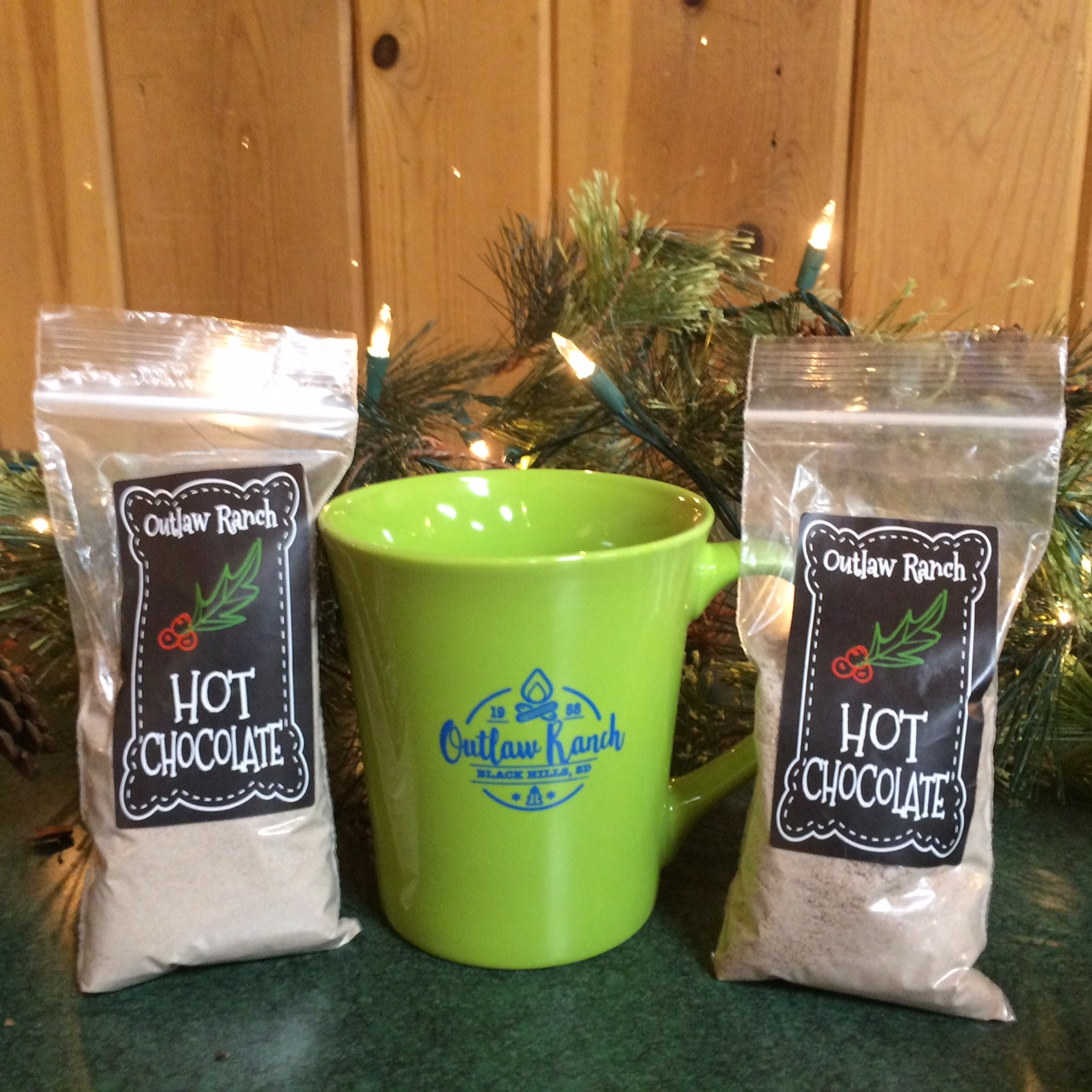 Mug and Cocoa Gift Pack