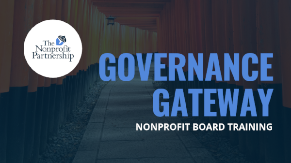 Governance Gateway: Board Member Training