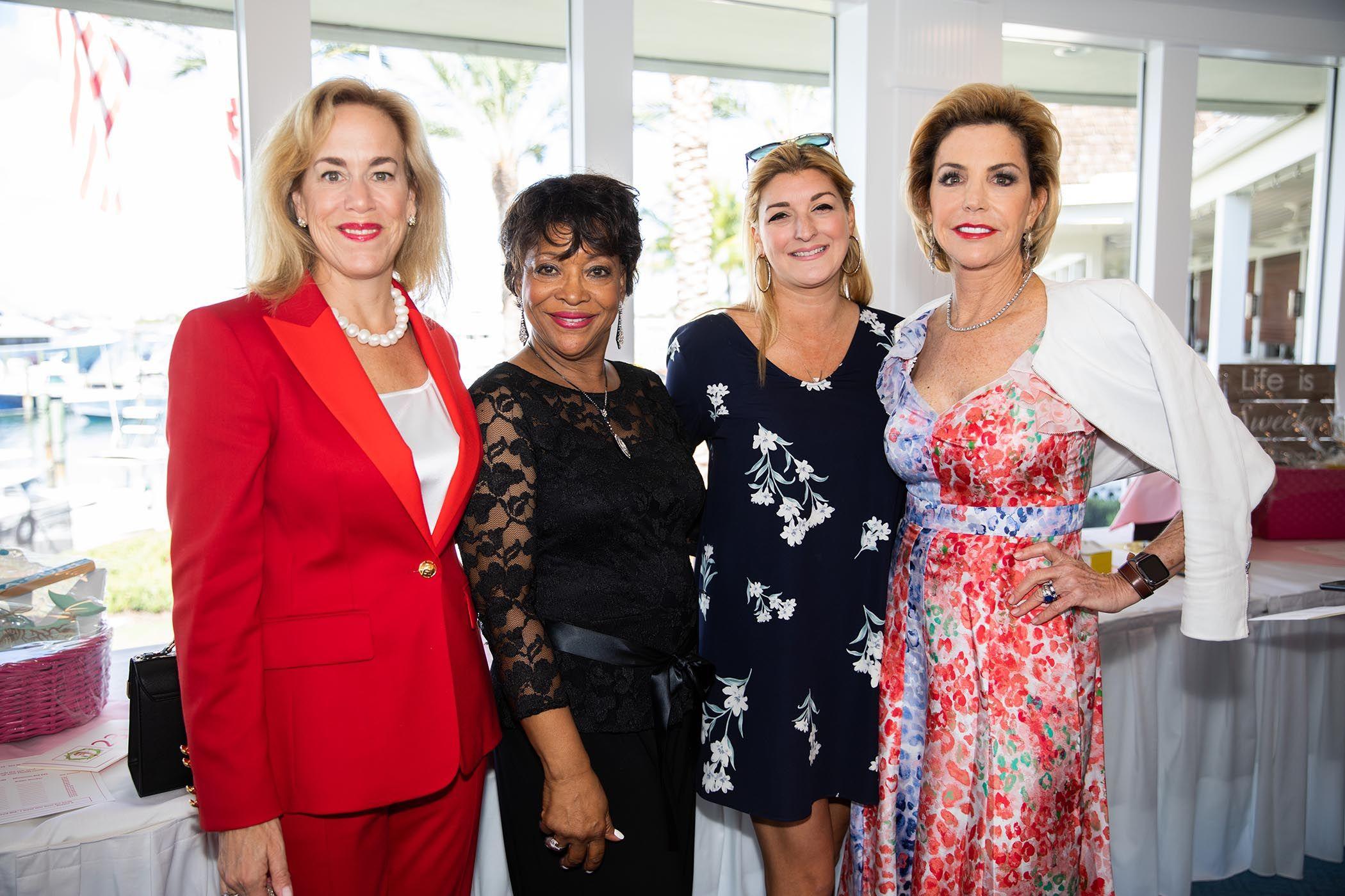 Sheila Carnicelli | Edwinia Ellison | Kristina Olsen | Laura Moore Tanne