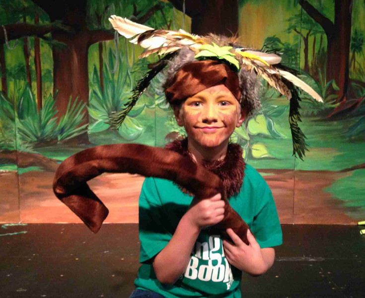 Jungle Book Kids 2015