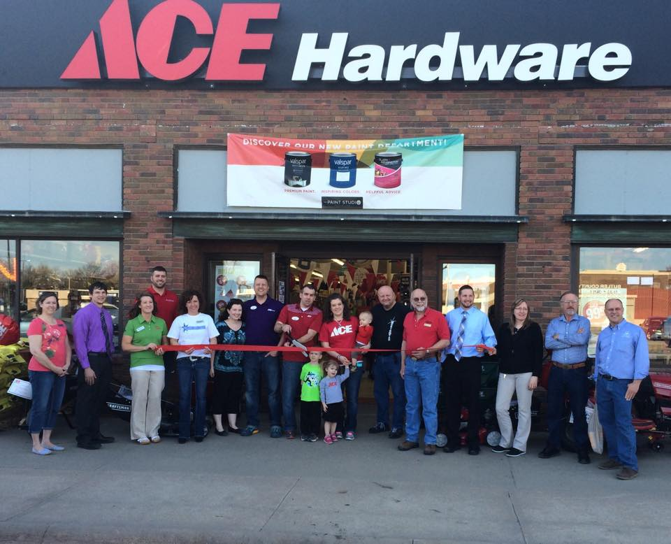 5th Anniversary Celebration at Ace Hardware in David City