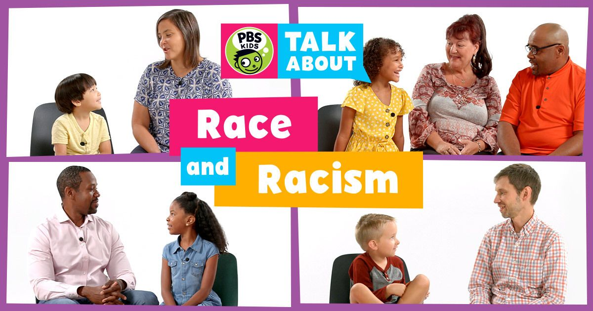 """LIVE Panel with """"PBS KIDS Talk About: Race and Racism"""""""