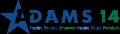 Adams 14 School District Logo