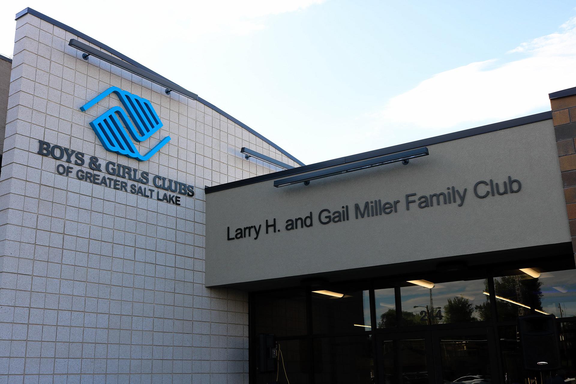 Miller Family Club