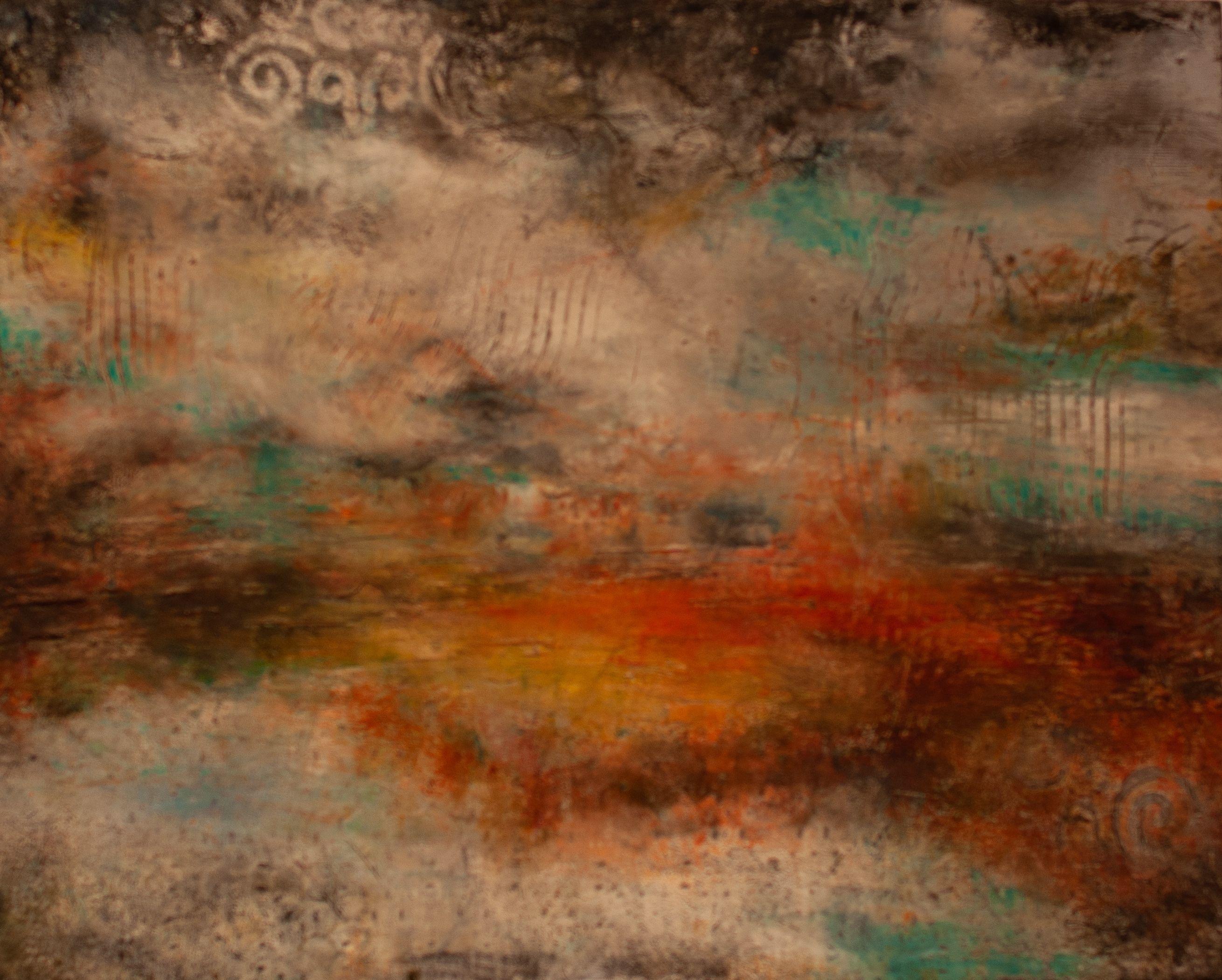 "Sandy Shepard - ""Morning Rain"""