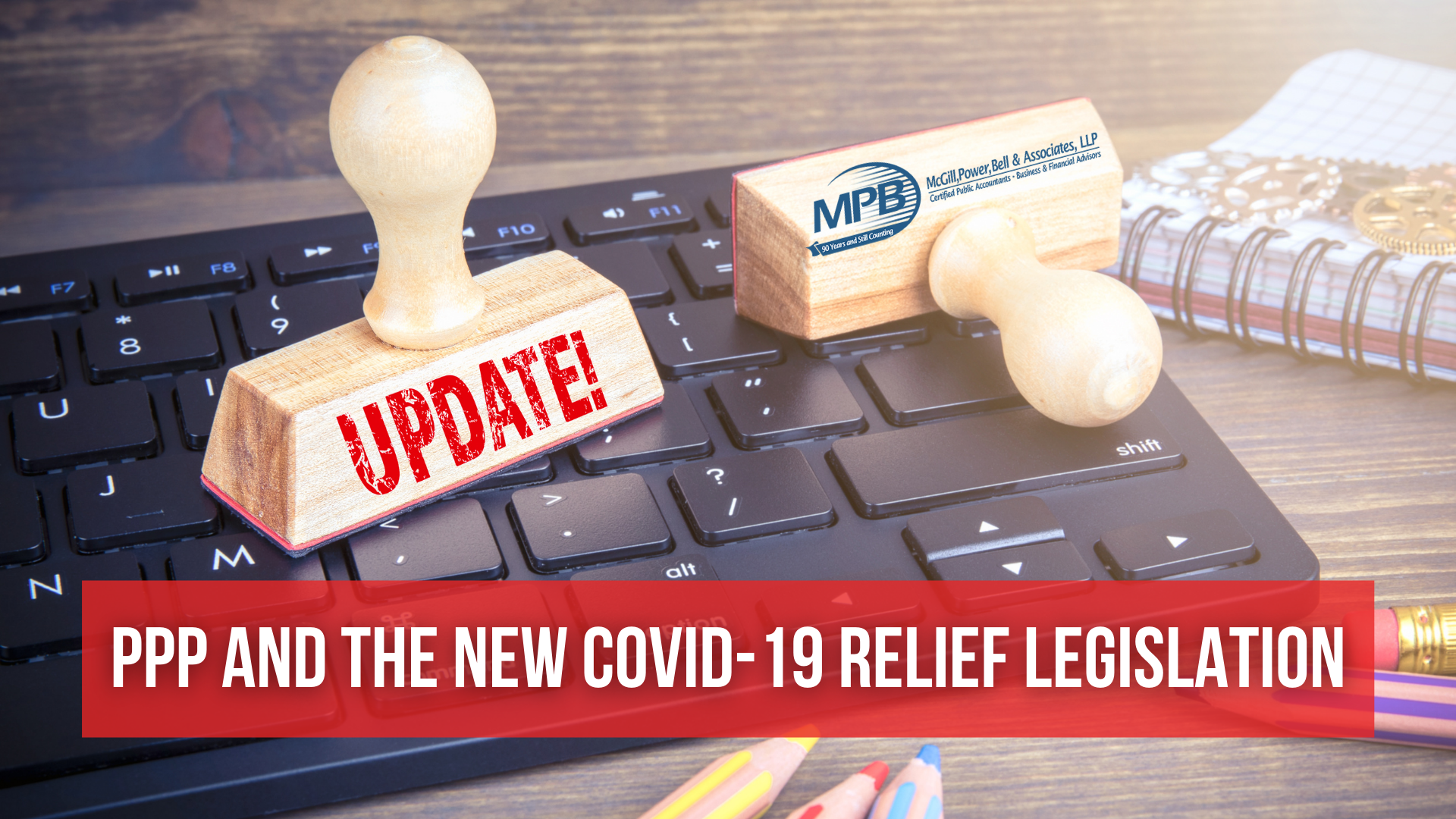 [Zoom Meeting] PPP and the New COVID-19 Relief Legislation