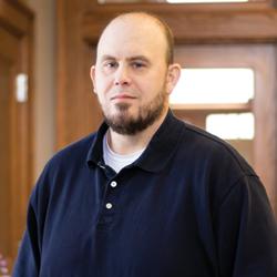 Glenn Schawang, Outreach Specialist