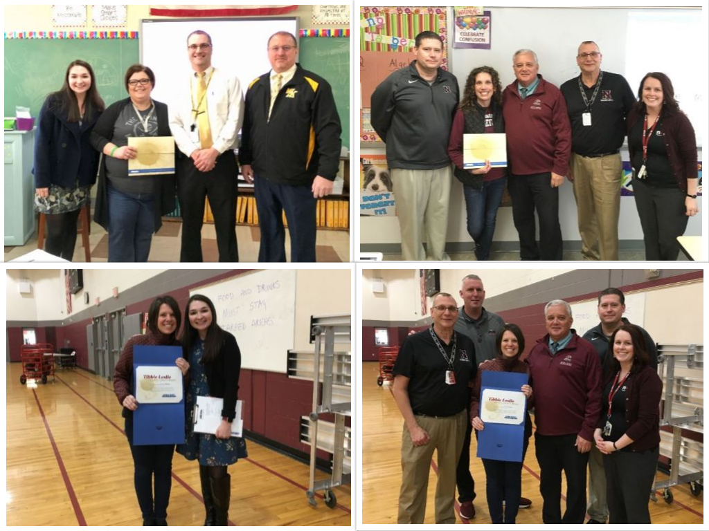 2019 Tibbie Leslie Travel Grant Recipients