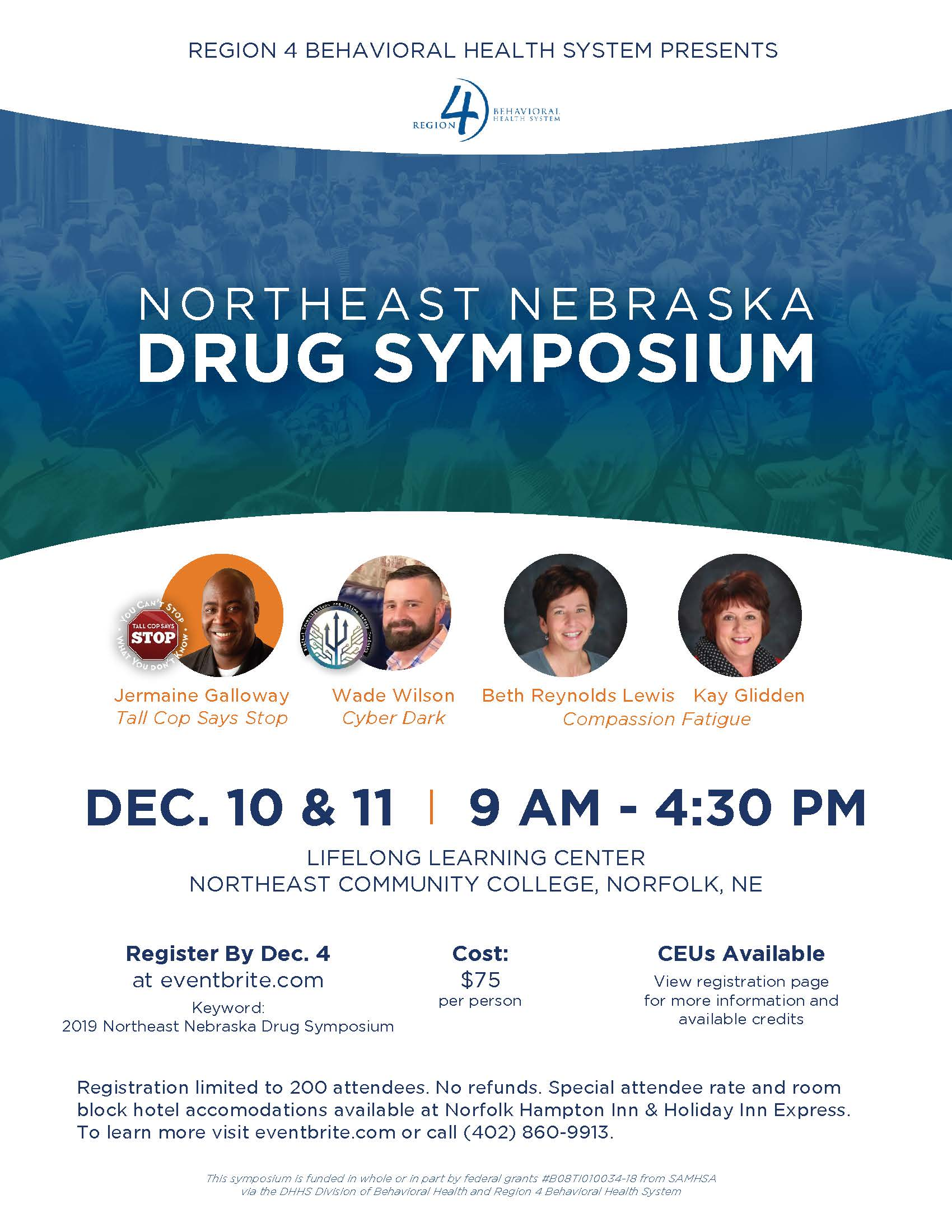 Northeast Nebraska Drug Symposium