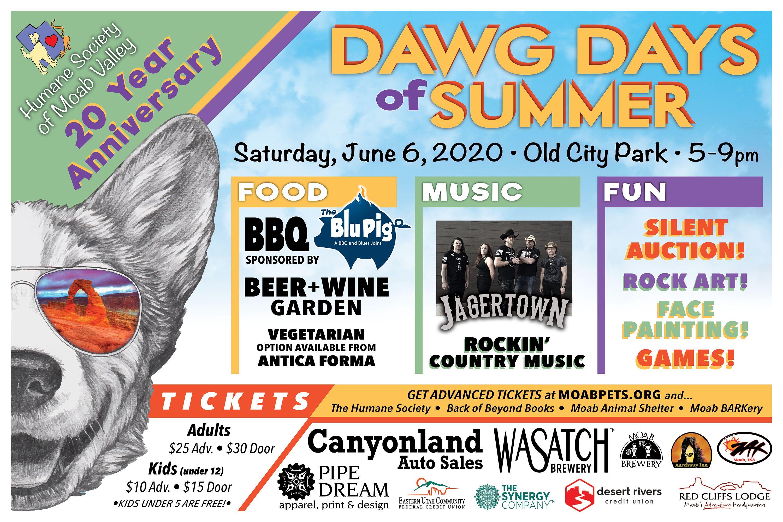 Dawg Days Fundraiser