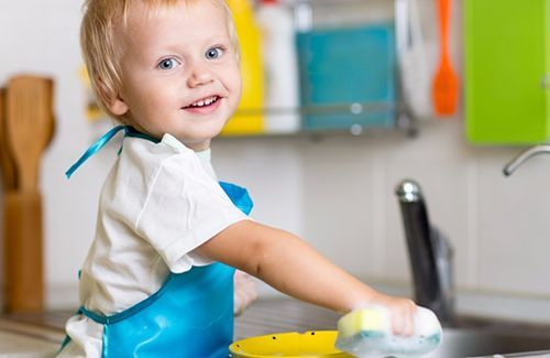Increasing Your Child's Responsibility Through Chores