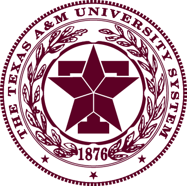 Y34362 - Carved 2.5D HDU Outline Plaque of the Seal of Texas A & M  University