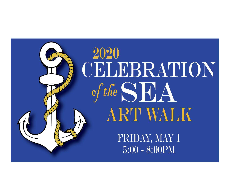 Celebration of the Sea Art Wal