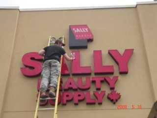 Sign Installation & Service