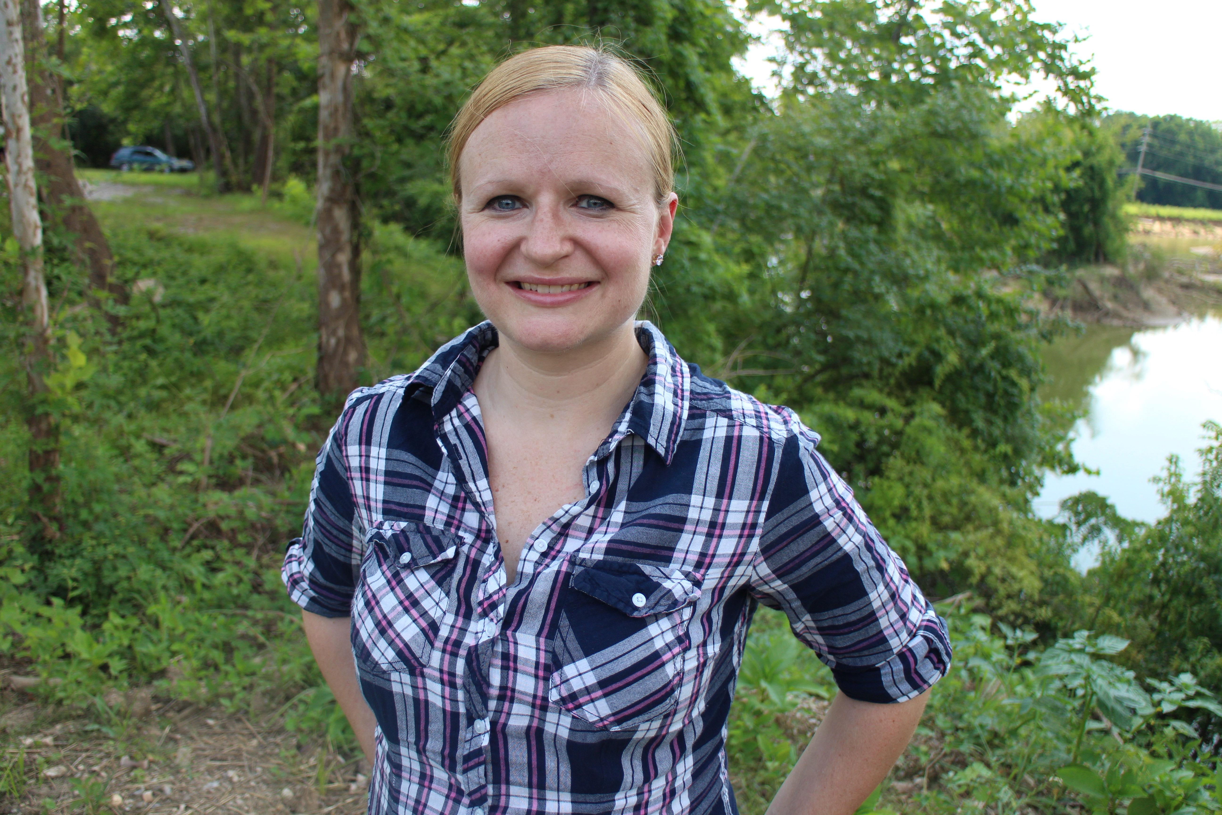 Paige Klunk, AmeriCorps VISTA, SEO Foodlink Coordinator