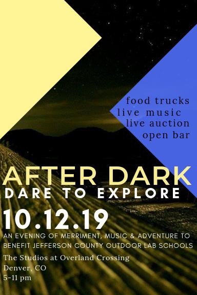 After Dark 2019 Official Postcard