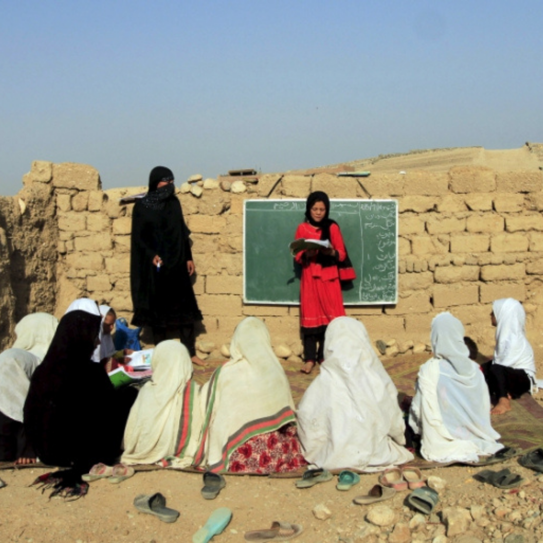 Urgent Need: Girls Education in Afghanistan