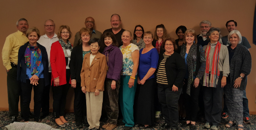 Citizen Advocacy Retreat Group Photo 2016