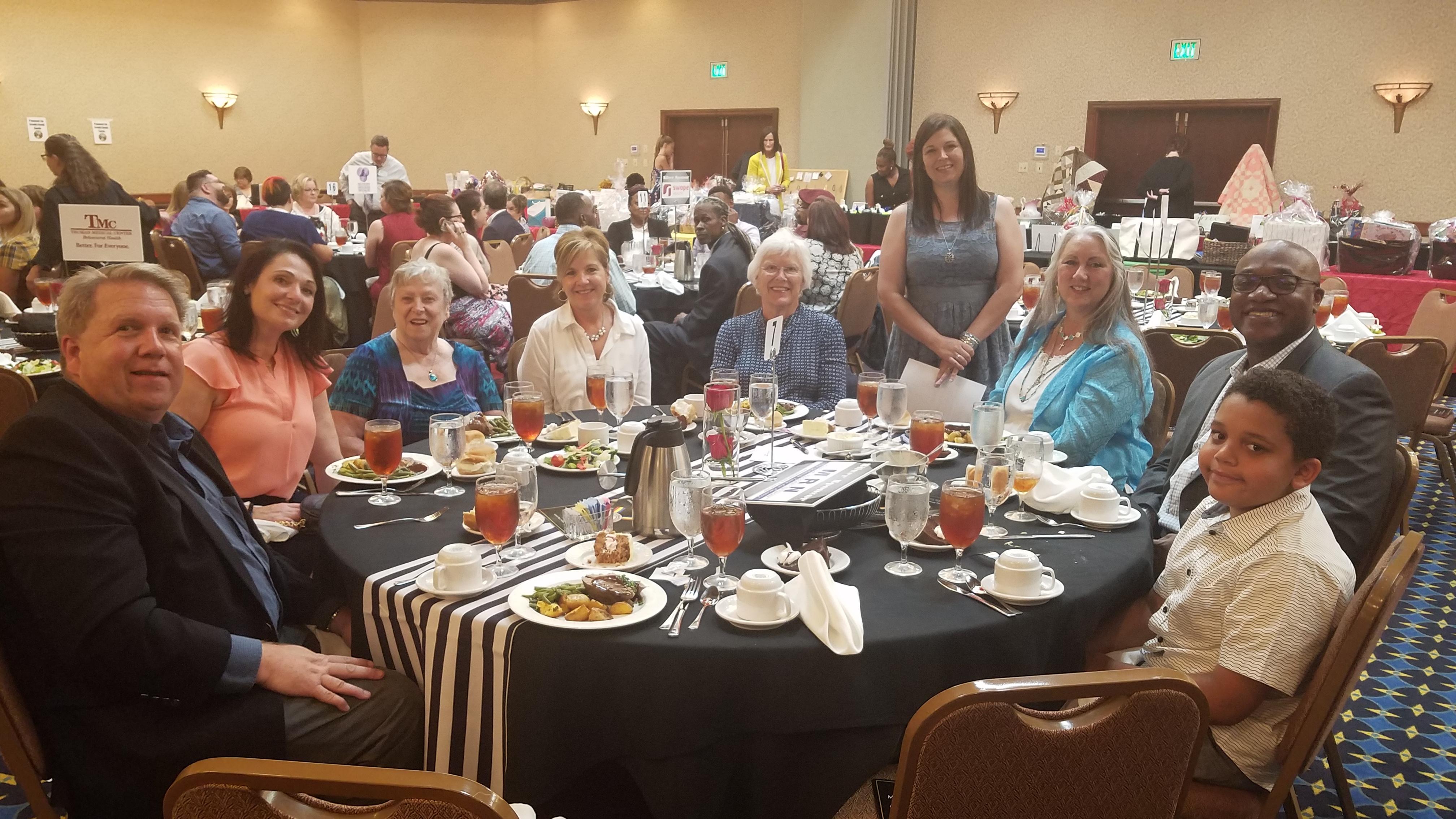 MRN Sponsors Mental Health Champions' Banquet