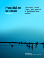 From Risk to Resilience #3: Downscaling: Potential Climate Change Impacts in the Rohini Basin, Nepal and India