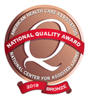 Bronze—Commitment to Quality Award