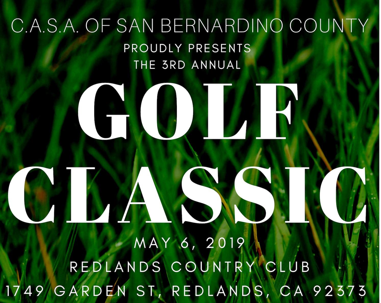 C.A.S.A. Golf Classic
