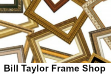 Bill Taylor Custom Frames