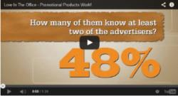 Promo Products Work!