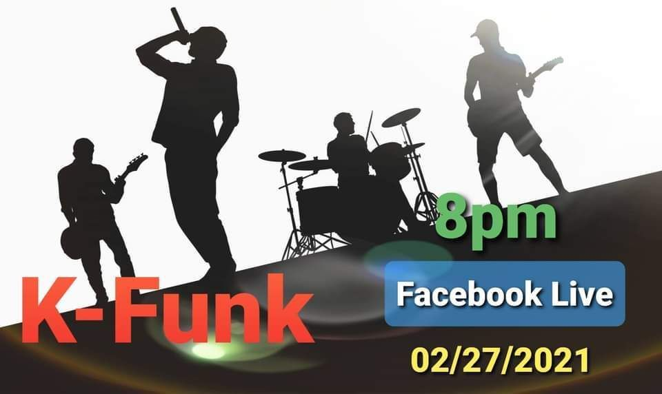 Live Stream with K-Funk
