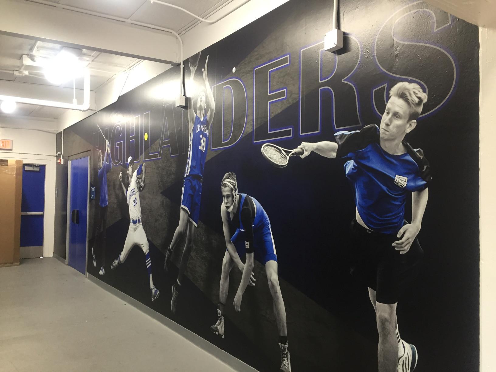 School Wall Murals