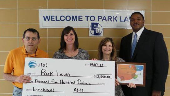 Park Lawn Earns Recognition with AT&T Investing in Illinois Award