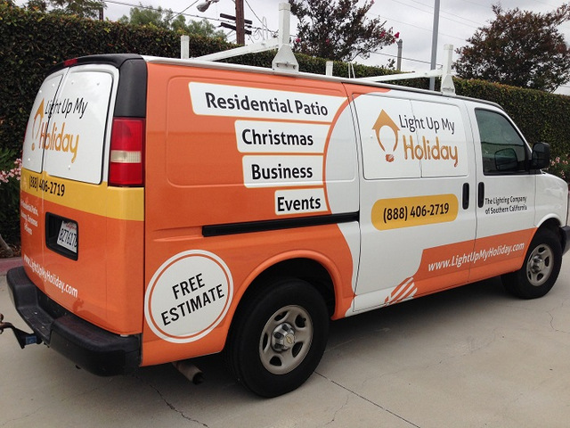 Vehicle wraps replacement Orange County