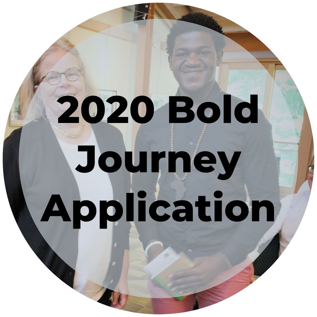 BOLD JOURNEY SCHOLARSHIP