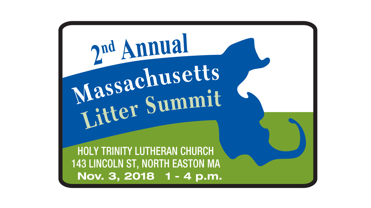 Register for the Massachusetts Litter Summit