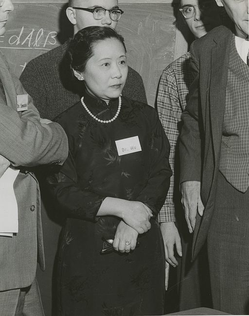 First Lady of Physics: Dr. Chien-Shiung Wu