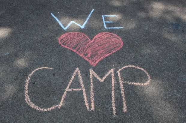 Be A Camp Person!