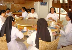 Missionary Benedictine Sisters in The Philippines