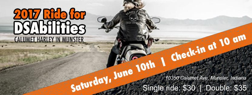 Ride for DSAbilities Fundraiser