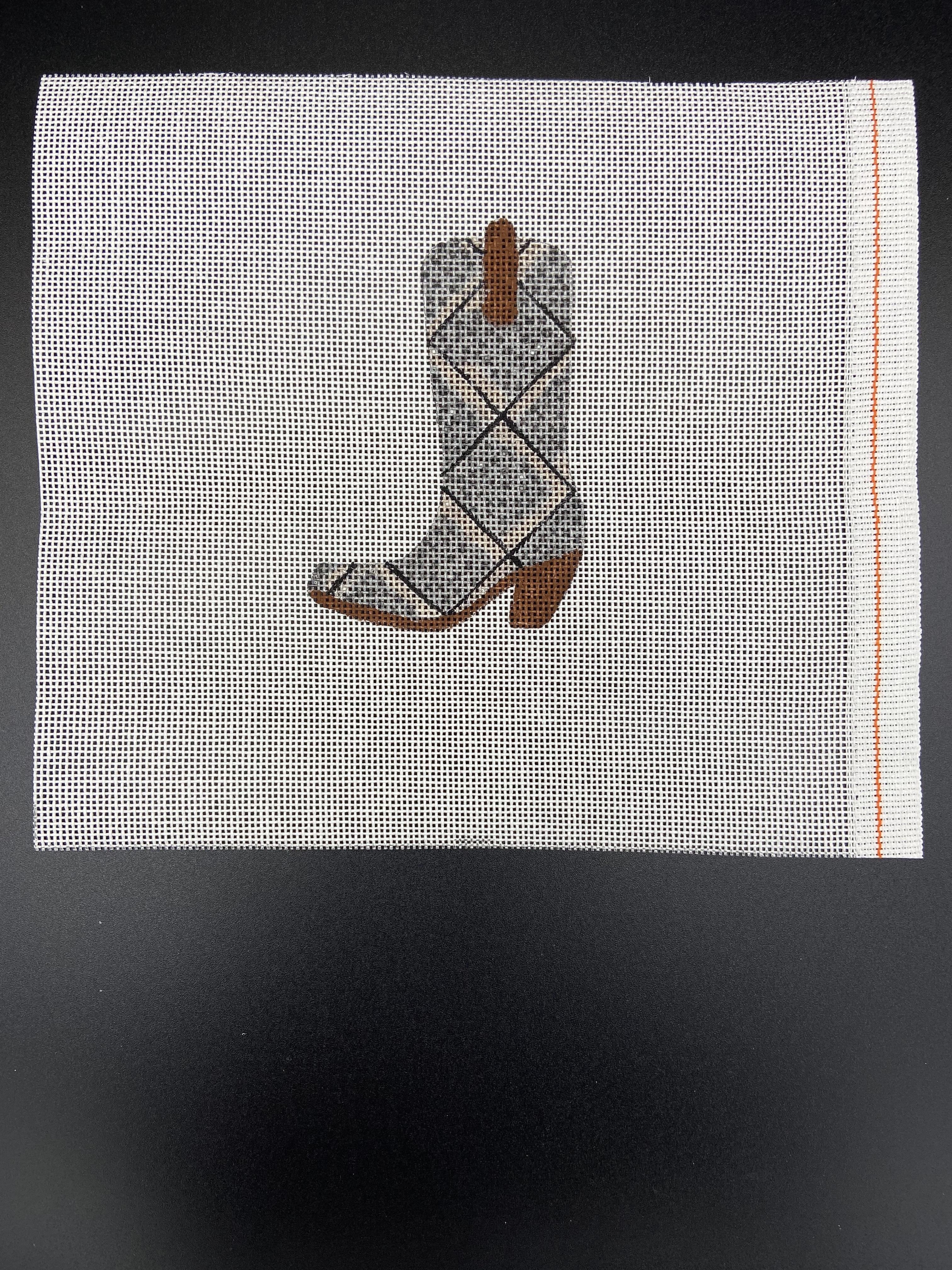 Ostrich Boot #3