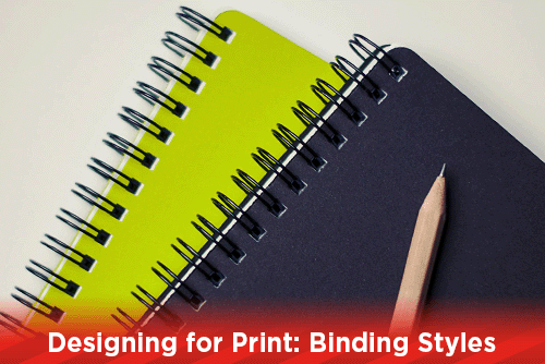 Designing for Print: Binding Styles