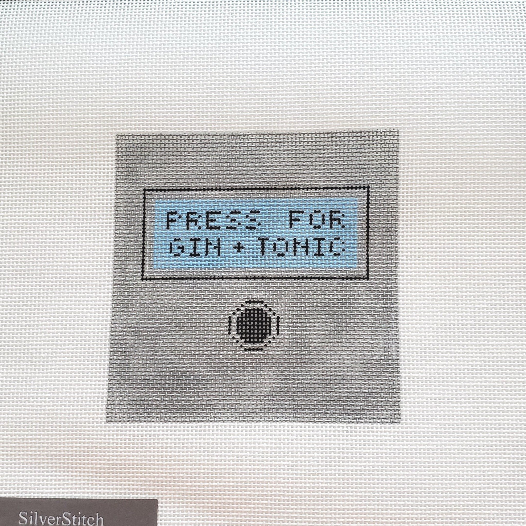Press for Gin & Tonic
