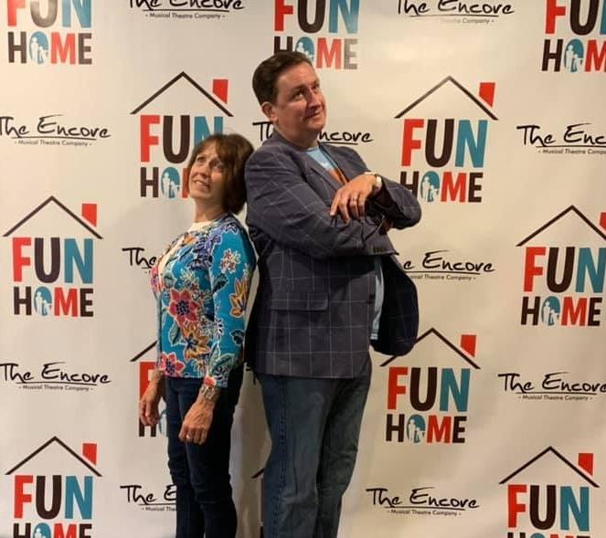 FUN HOME opens at The Encore Theatre