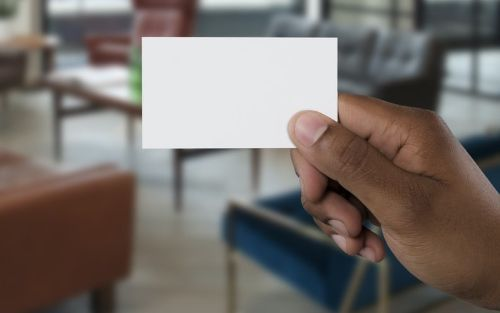 4 Reasons Why the Business Card Still Holds Power