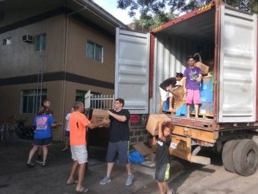 Meals, Books and Beds Delivered in Manila