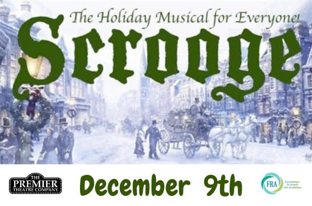 Scrooge Fundraiser to Support FRA