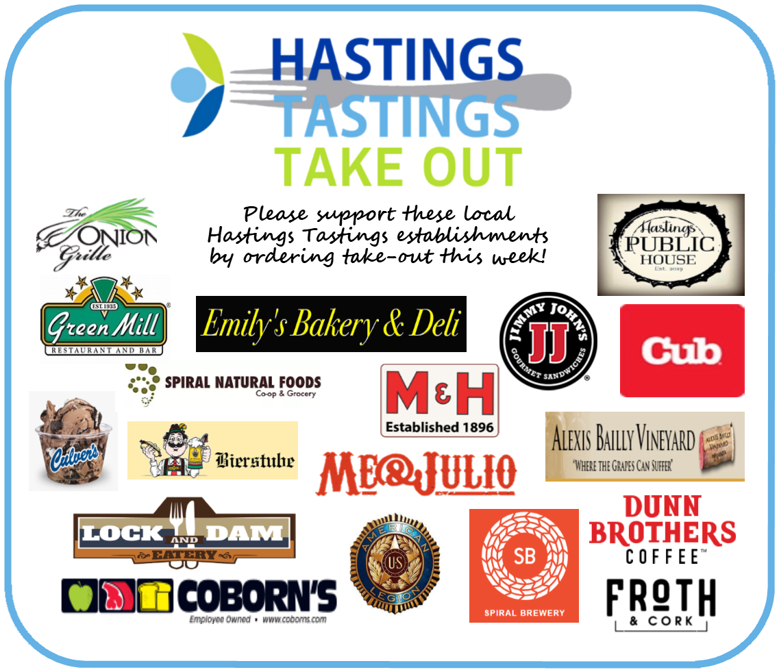 Hastings Tastings Cancelled