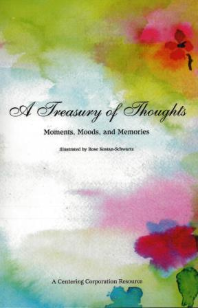 Treasury of Thoughts, A:  Moments, Moods, and Memories (journal)