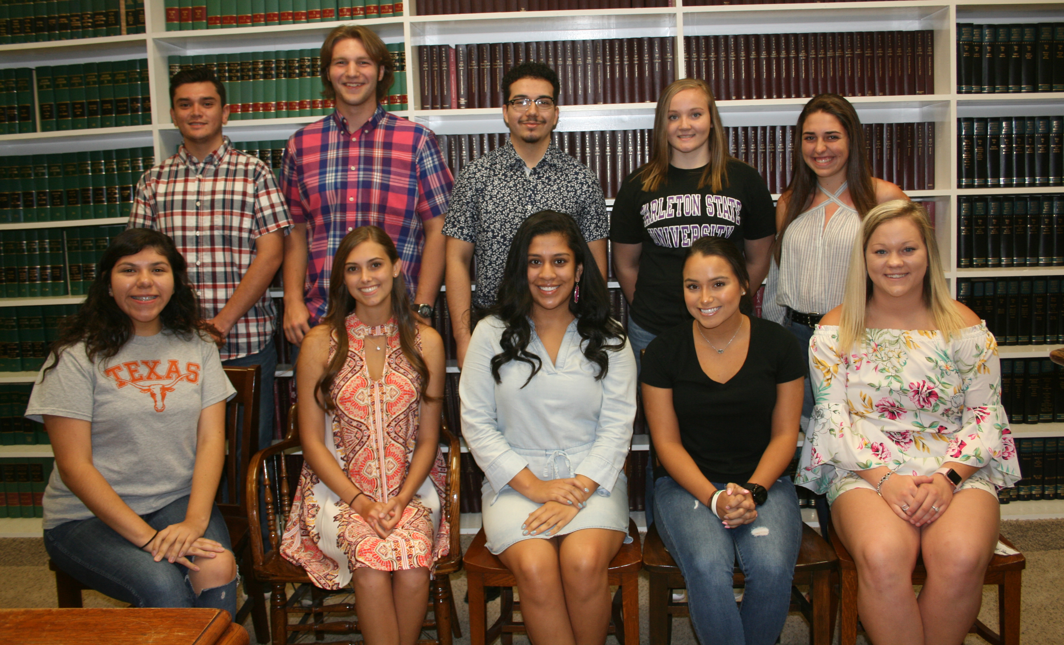 2018 Brazos Scholars